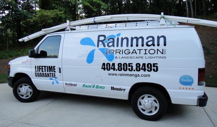 Rainman Van